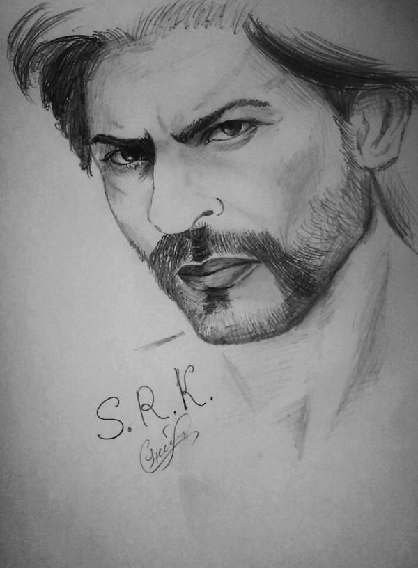 Cud This Possibly Be The New Look For SHAHRUKH KHAN In Don-3 As Conceptualised By Artist SEDA?!!""