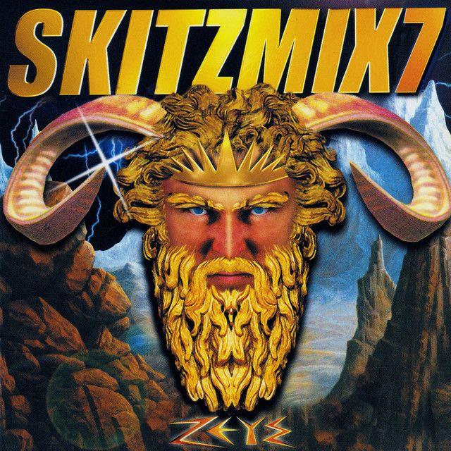 A playlist featuring Nick Skitz, 666, Dj Valium, and others