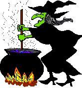 Poésies sur les sorcières, les monstres et les ogres - Le jardin d'Alysse