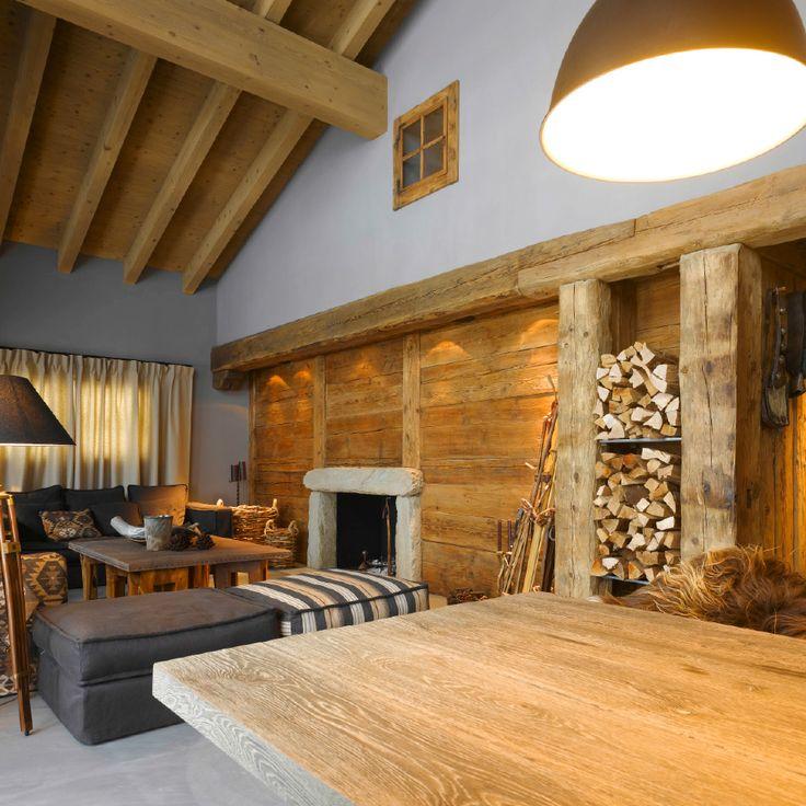 die 51 besten bilder zu wohnzimmer hedigen 1 auf pinterest - Kamine Landhaus Chalet