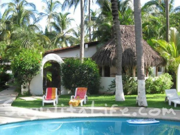 Margaritaville vacation rental in Sayulita. Beachfront bliss! In the Los Delfines complex