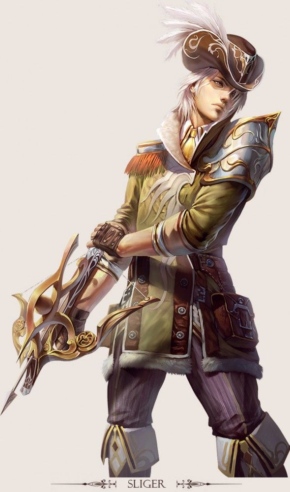 Fantasy Character Design Tips : Best ideas about game character on pinterest