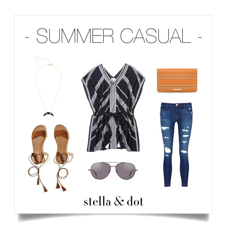 Dress for the weather with our versatile tunics! | Stella & Dot