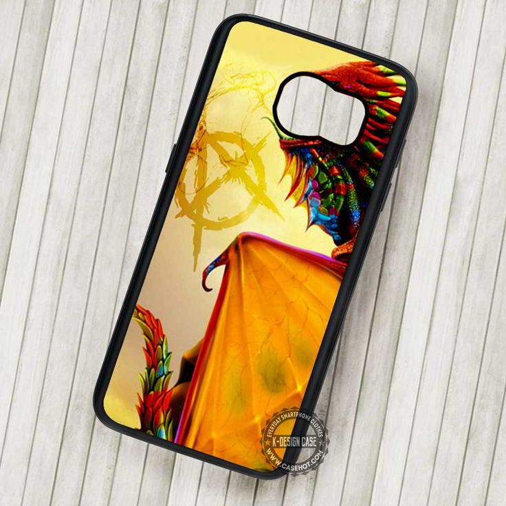 Colorful Lizard Animal Painting - Samsung Galaxy S7 S6 S5 Note 7 Cases & Covers