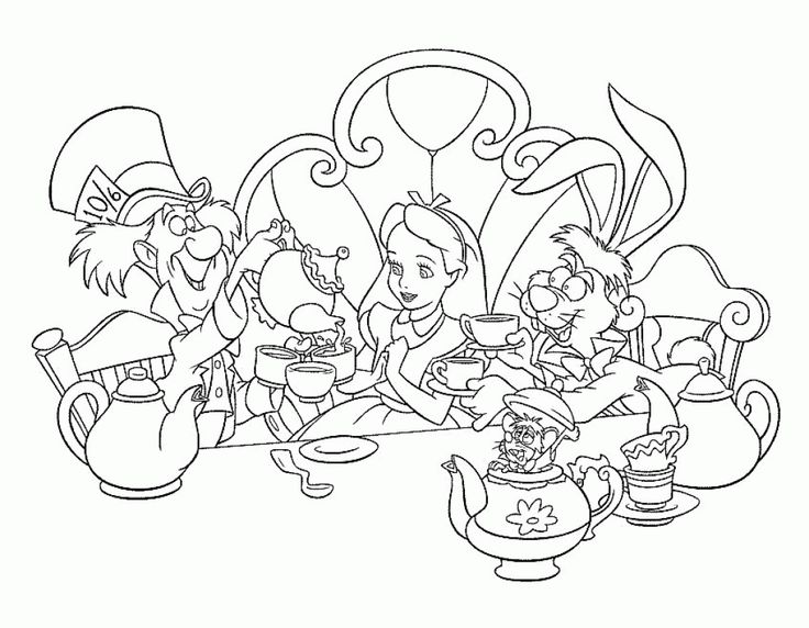 33 best Alice in Wonderland Party images on Pinterest | Wonderland ...