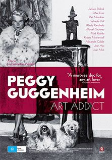 Watch Peggy Guggenheim: Art Addict | Beamafilm -- Streaming your Favourite Documentaries and Indie Features