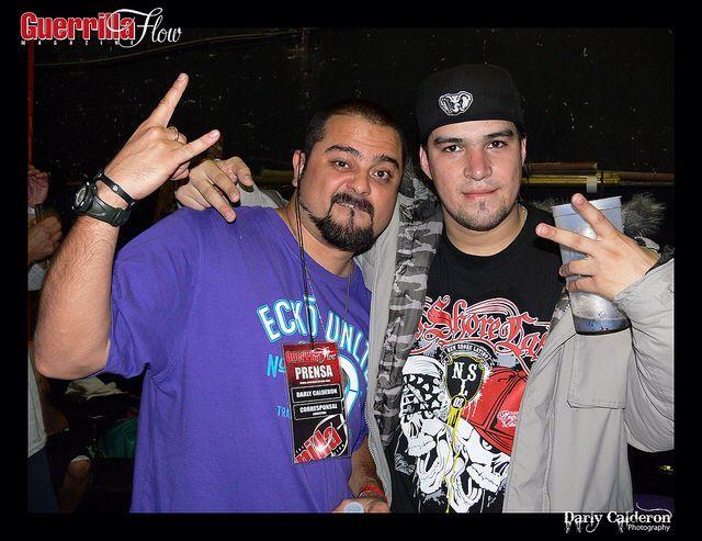Ali & Nach Grandes del rap ☺️❤️