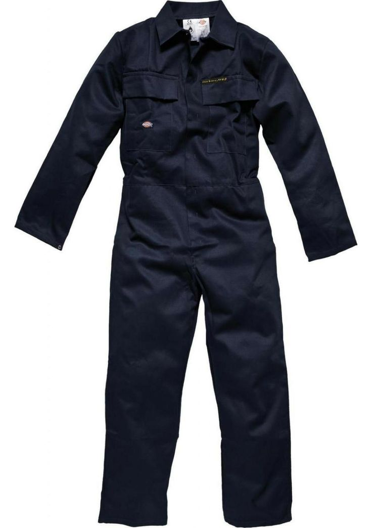Cheap Fire Retardant Clothing >> Dickies Welding / Welders Proban Coverall - Fire Resistant ...