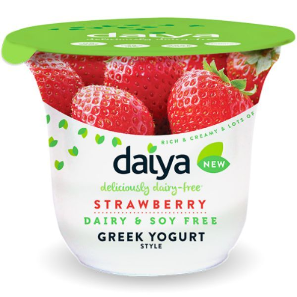Have You Been Waiting for a Vegan Greek Yogurt? The Wait Is Over. Daiya expands its awesome product line with vegan Greek yogurt.