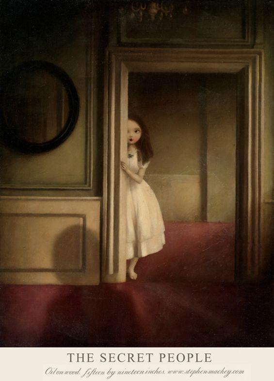The Secret People | Stephen Mackey