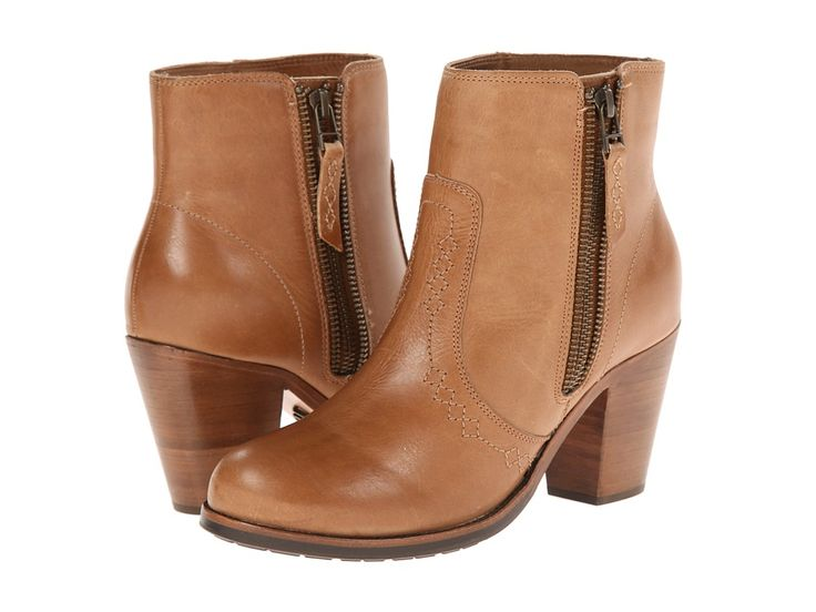 ARIAT ARIAT - BAJA (NUDE) WOMEN'S ZIP BOOTS. #ariat #shoes #