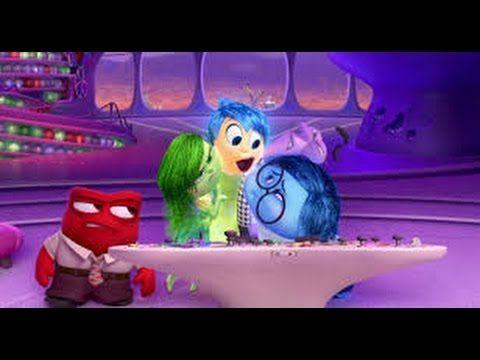 Emocions--- intensa-mente de disney pixar - trailer