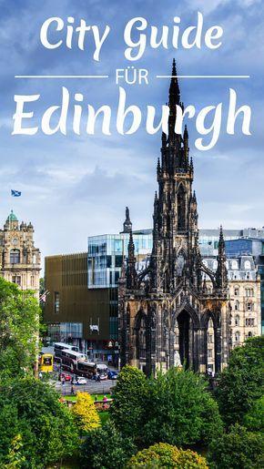 Schottland 08: 2 Tage in Edinburgh