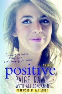 Read BYOU Magazine's interview with Paige Rawl about her #antibullying book #Positive! https://www.byoumagazine.com/paige-rawl/ #BullyingPreventionMonth