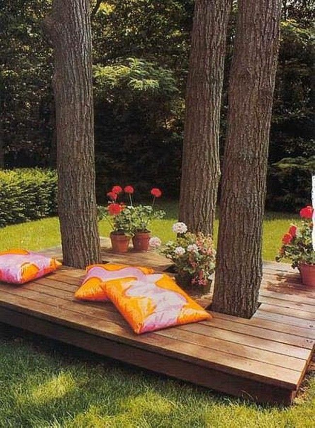 Pallet Sittings with Trees I am always very much concerned about the furnishing and decoration of my house. So am I about the beautification of my patio and garden. I am literally in love with my green landscape. So I always…