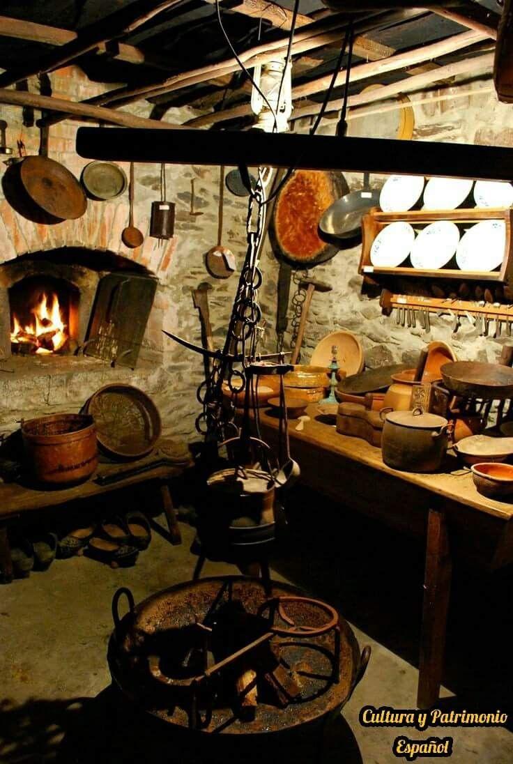 Luarca, Asturias Museo rural etnográfico