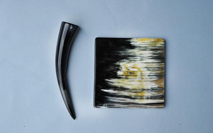 "Matylda Krzykowski, ""Bristle"", cosmetic objects. Photo courtesy of the artist."