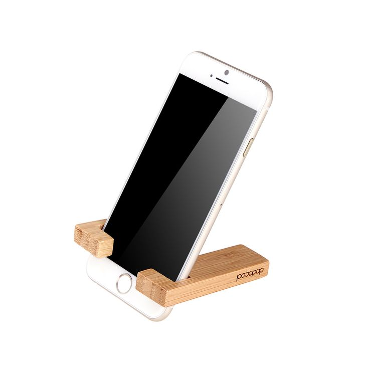 Clearance dodocool Suporte de suporte de telefone de suporte de bambu universal com magnético para iPhone Samsung HTC Xiaomi Smartphone Tablet PC