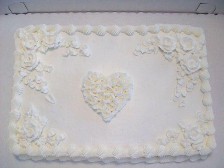 Romantische Hochzeitstorte Diese Torte ist eine Torte, die ich für eine Hochzeit liebe …   – Blechkuchen