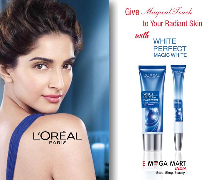 Give magical touch to your radiant skin with White Perfect Magic White. White Perfect Magic Eye Cream @ Rs.630 White Perfect Magic Day Cream @ Rs.840(Cash On Delivery Available) (to buy-click on pic)#whiteskin #glowskin  #beautytip #beautytips #care #love #glowing #glowingskin #productoftheday #productoftheweek #shoppingqueen #loreal #lorealskin  #sale #deal #dealoftheday  #instashop #onlinestore #shopping #shopaholic #exclusive #CODavailable #Cashondelivery #emegamartindia
