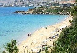 Pefki beach