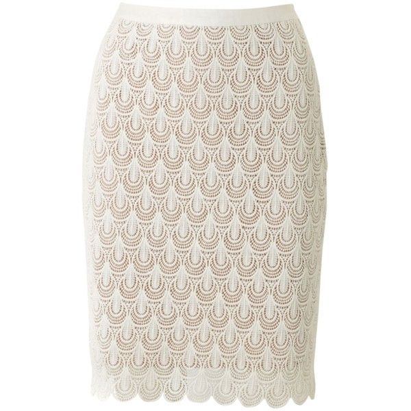 Oh so elegant and feminine, this delicate pencil skirt from NW3 features an intricate lace pattern. A beautiful skirt for any occasion. Brand NW3 Length Skirt …