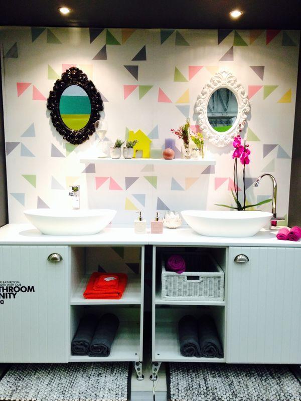 bathroom vanity - His & Hers uCAN Vanity @ designsbyday.net