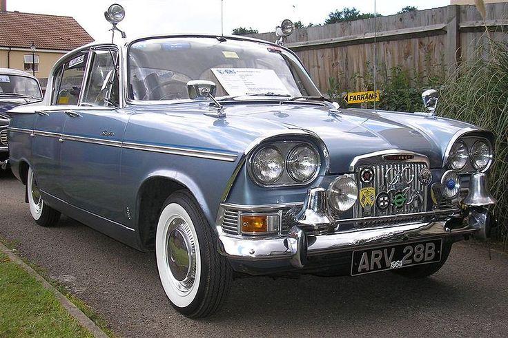 A rare 1964 Diesel Humber Sceptre