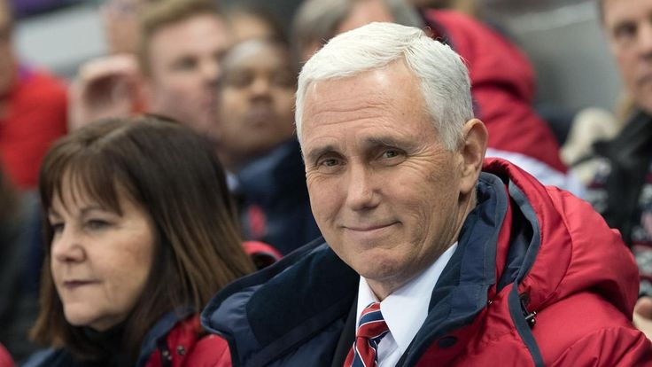 North Korea backed out of secret meeting with Vice President Mike Pence at Olympics in South Korea