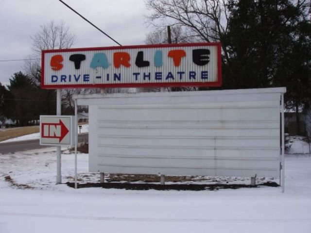 Drive In Movie Theater Bloomington Indiana