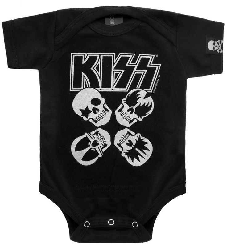 Your rock baby clothes and onesie® is going to be the hit at the baby shower. Just as exciting is the current