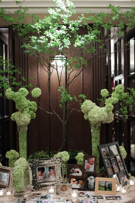 春の装花 Anthropologie シェ松尾青山サロン様へ : 一会 ウエディングの花