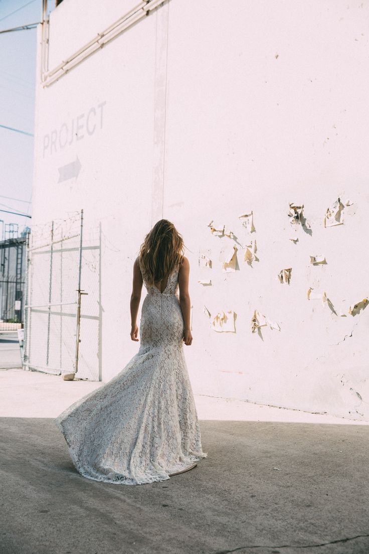 Laurel Wedding Gown from LAUDAE