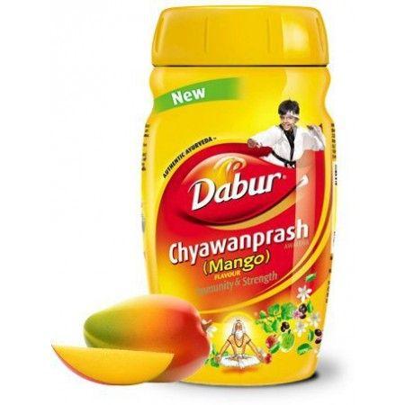 Чаванпраш Дабур Манго (Dabur Chyawanprash Mango)  360 Р.  http://store.ptarh.com/products/chavanprash_mango