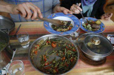 В России набирает обороты «фудшеринг»: люди меняются недоеденной едой