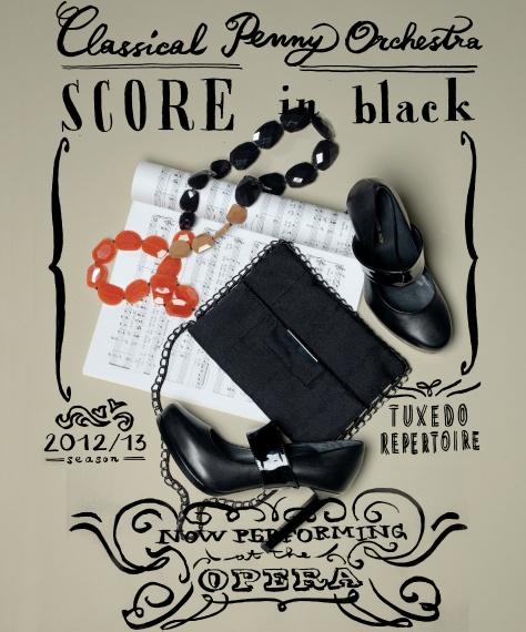CLASSICAL REMIX #pennybeats #pennyorchestra #opera #scoreinblack #tuxedo