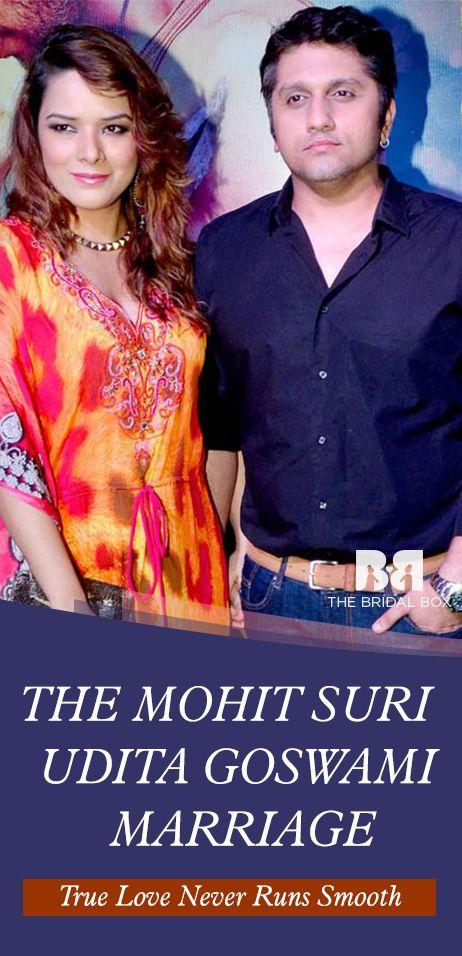 The Mohit Suri - Udita Goswami Marriage: True Love Never Runs Smooth