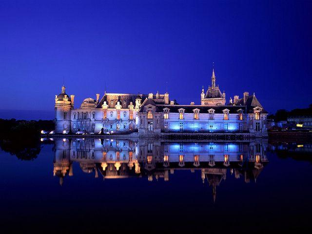 Château de Chantilly © apple.white2010