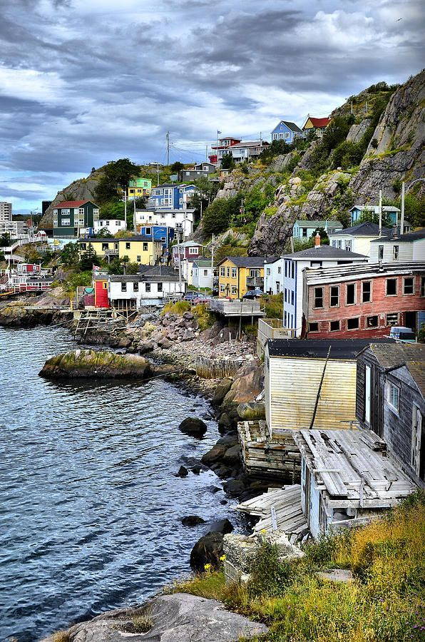 Newfoundland ~ Beautiful province & even more beautiful people, who have the biggest hearts & are so hilarious as well!!!