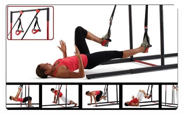 Jungle Gym XT - The 23 Best Fitness Gifts Slideshow | LIVESTRONG.COM