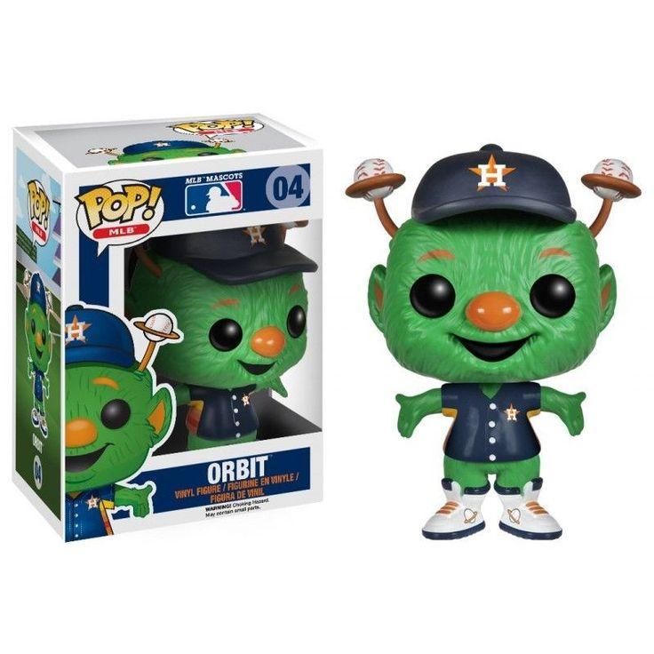MLB Mascots Pop! Vinyl Figure Orbit [Houston Astros