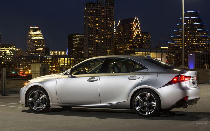 Ultra HD Lexus IS 350 2014 11 1920×1200 Sports sedan