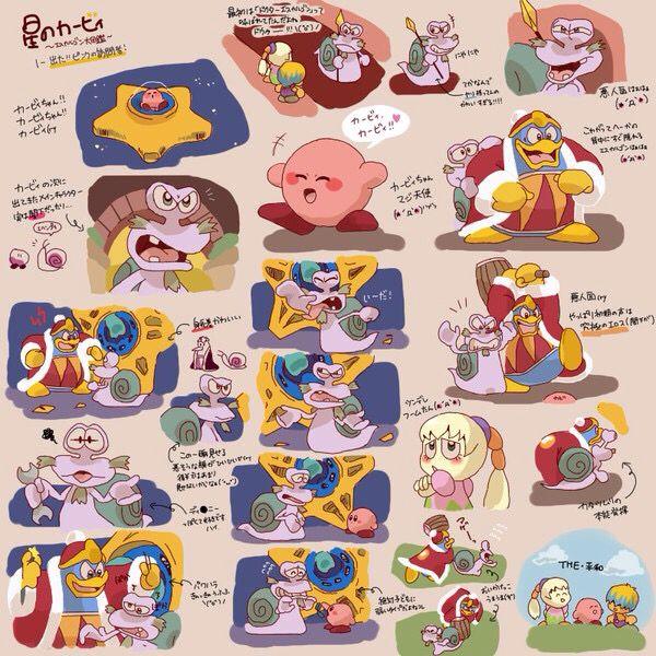 Pin di Kirby