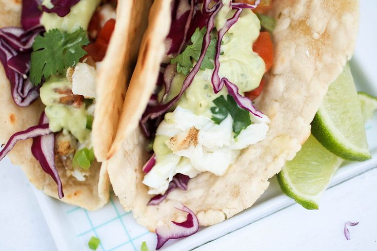 25 best ideas about halibut fish tacos on pinterest for Fish taco aioli