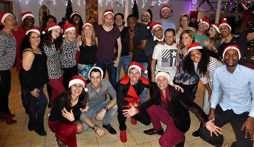 We're OPEN for 2 Pre-New Year's Eve Parties (No lessons. Just dancing) on Tues 27th Dec 8-11pm @ Edwards Bar, 18 Hartfield Road, Wimbledon, London SW19 3TA + Thurs 29th Dec 8pm-1am @ Bunga Raya Bar and Restaurant, 785 London Road, Surrey CR7 6AW
