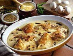 Lapin à la moutarde façon blanquette un plat mijoté à redécouvrir il est réellement gourmand