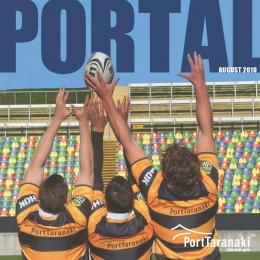 August 2010 Publications | Port Taranaki
