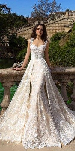 gorgeous crystal bridal gowns design 6
