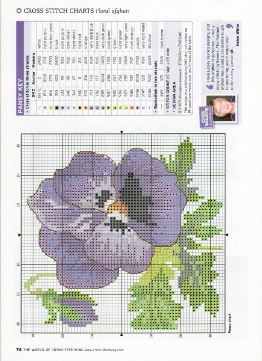 Gallery.ru / Фото #44 - The world of cross stitching 150 - tymannost http://tymannost.gallery.ru/watch?a=bySI-ks7b