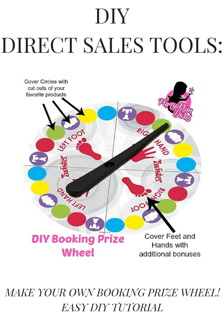 Direct Sales Booking Tools: Here is my favorite Booking Tool that I used for years at all of my vendor events that you can make for around $30 with products found at your local discount store.